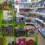 Выставочный зал интернет-магазина игрушек
