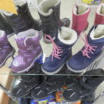 Зимние полусапожки для детей