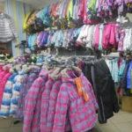 Модная детская верхняя одежда