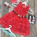 Нарядные платья для девочек к празднику