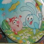 Одноразовая посуда для детей