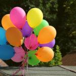 Оформление шариками