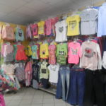 Подростковые футболки и джинсы